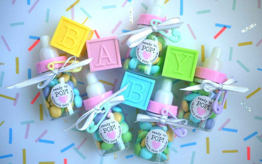 'Babies are Sweet' Baby Shower Favour Kits